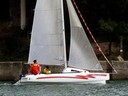 ASTUS trimaran  Fast day boat with cabin